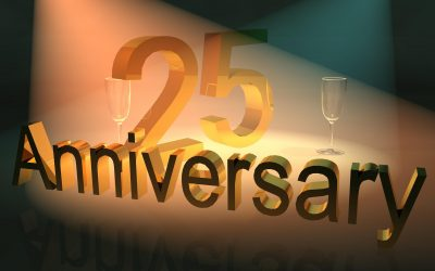 25th Year as a limited Company