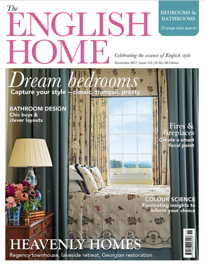 Restoration Featured in The English Home Magazine