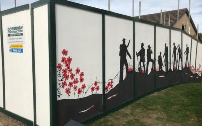 First World War Centenary Marked